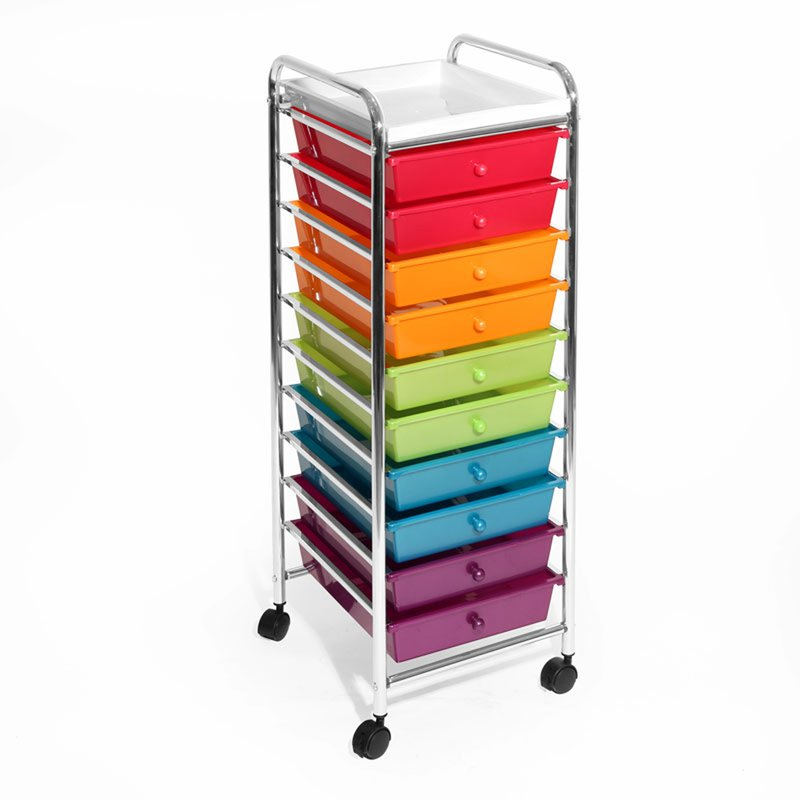 Plastic storage drawers: storage made easier & convenient than before