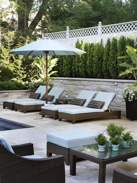 pool furniture 34 inspiring backyards. outdoor pool furniturepoolside ... SJMICQW