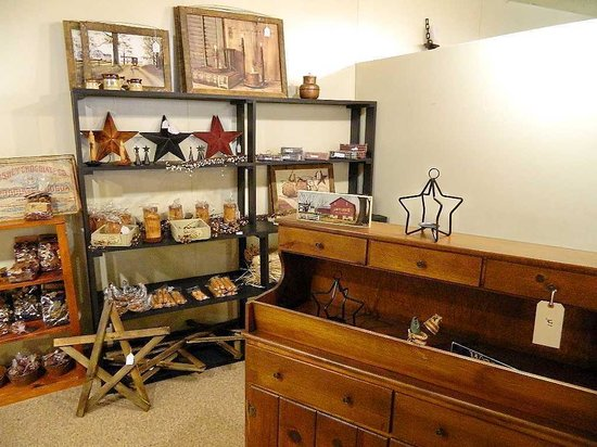primitive home decor blackstone antiques u0026 crafts mall: country pickins - country u0026 primitive  home HZOXBCT