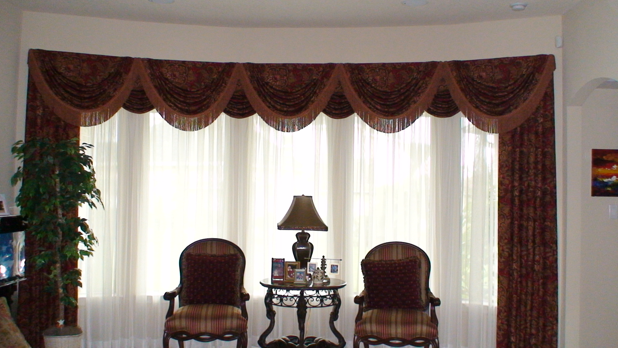 professional custom made draperies dress your window beautifully. it brings  the color, PQOCBNQ