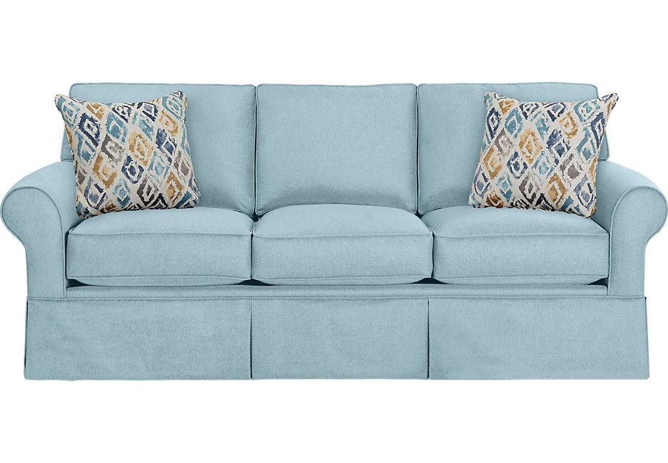 provincetown sky sleeper sofa - sleeper sofas (blue) HBMMEKC