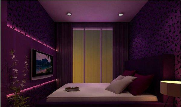 purple bedroom my honey bedroom RVGSSAU