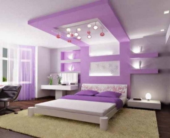 purple bedrooms purple bedroom ideas XFKXEOU