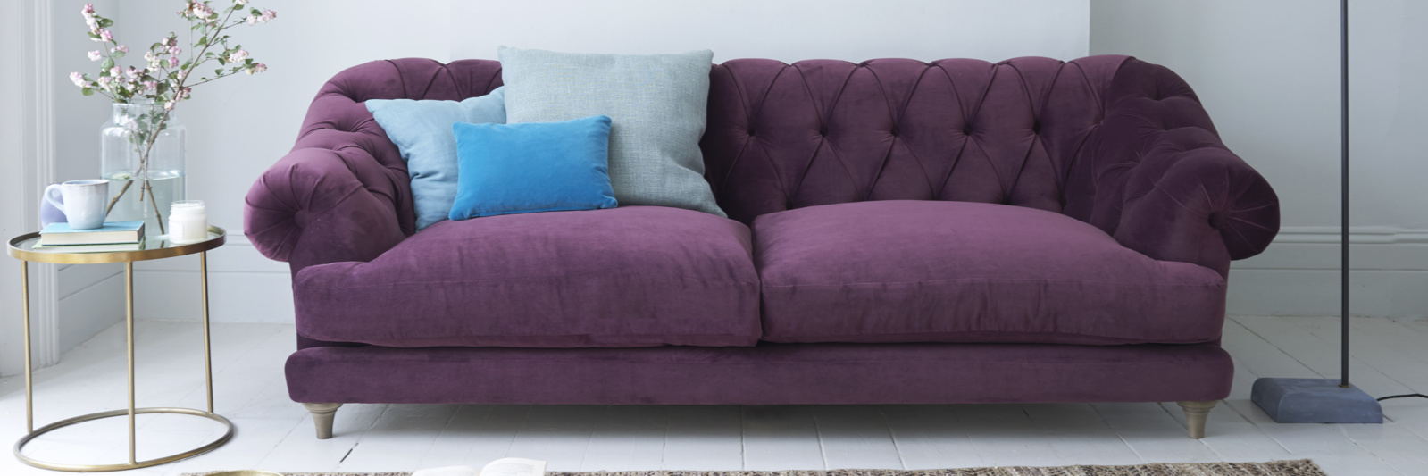 purple sofa AIWAYCT