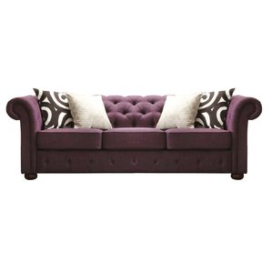 purple sofa jorgen tufted chesterfield sofa WRQYYZV
