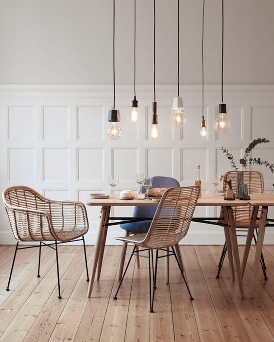 rattan dining chairs 10 pins for dining room inspirations WGWPRHL