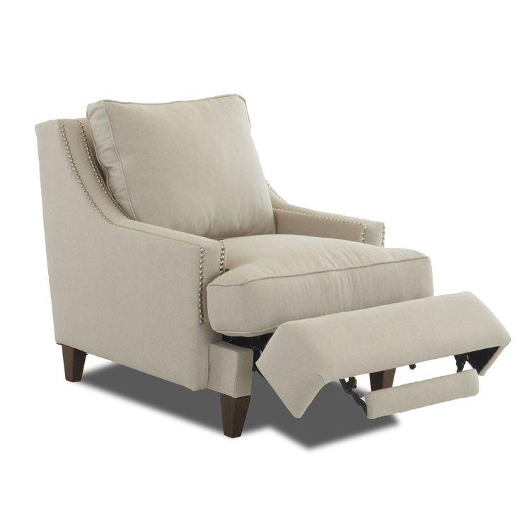 reclining chairs wayfair custom upholstery tricia power hybrid reclining chair GGTXDLM