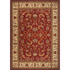 red rugs caterina red area rug GOTBAEK