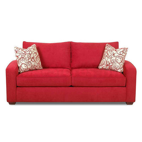 red sofa set REAJYFX