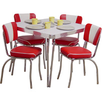 retro furniture diner furniture GOKJVPF
