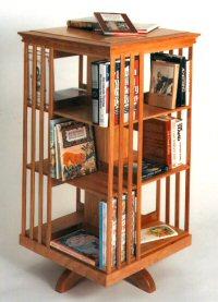 revolving bookcase recent posts BXRHLAB