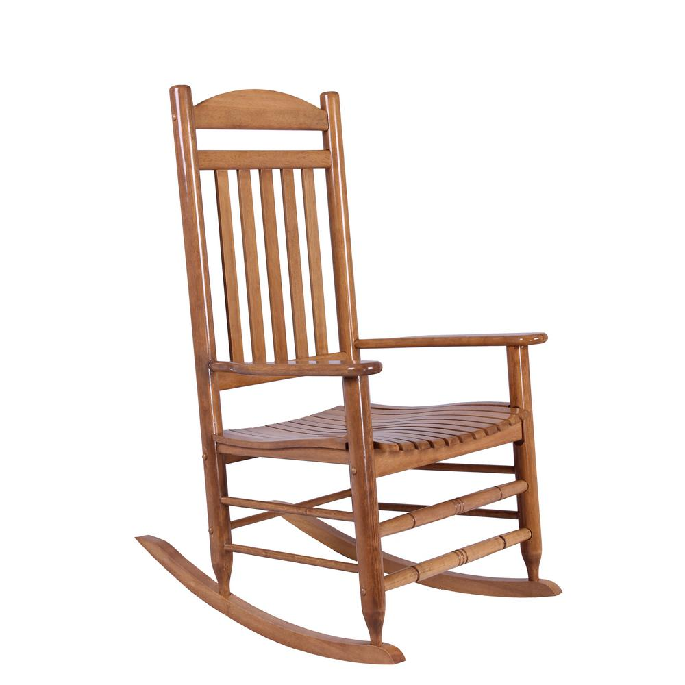 rocking chairs null natural wood rocking chair MNUVKAG