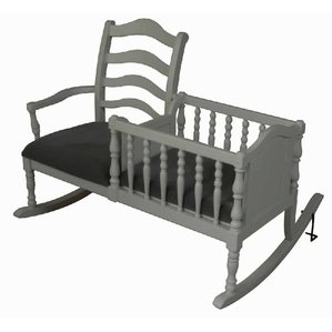 rocking chairs youu0027ll love JQMGDPS
