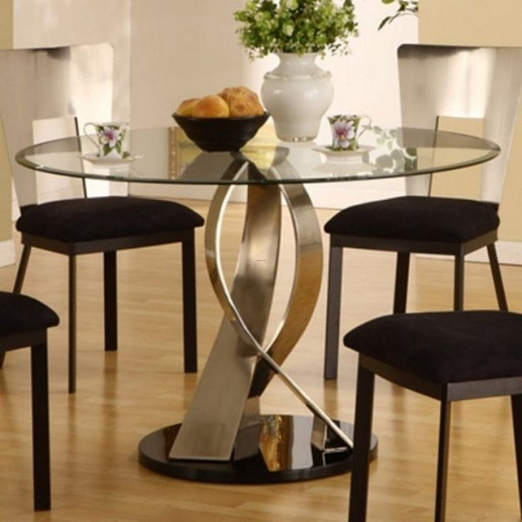 round glass dining table cool lovely glass top dining room tables 97 for small home decoration ideas YAQGZDT