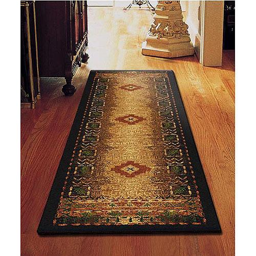 runner rugs orian rugs geo oris area rug or runner - walmart.com HRWVZCV