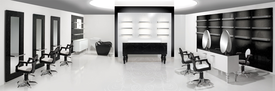 salon furniture designed. SSPKGET