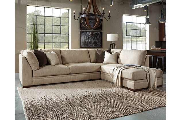 Glam up your living room with a sectional couch