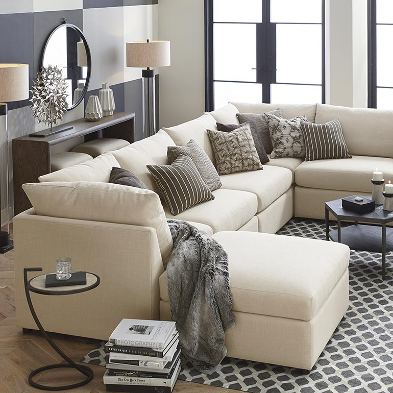 sectional sofas a sectional sofa collection with something for everyone MCQXEXA