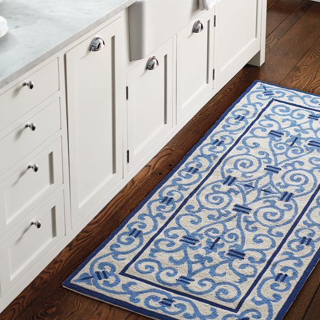 serafina memory foam kitchen rug KBJIPYP