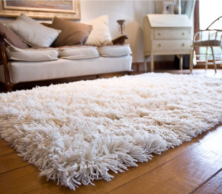 shaggy rug get a stunning look in your bedroom with shaggy rugs YBLHUNP