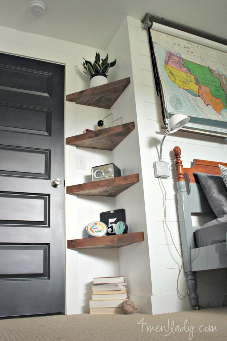 shelving ideas 19 diy floating shelves ideas - could be good for above vanity in GHEUDPN