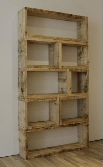 shelving ideas upcycled pallet ideas JVCNSUX