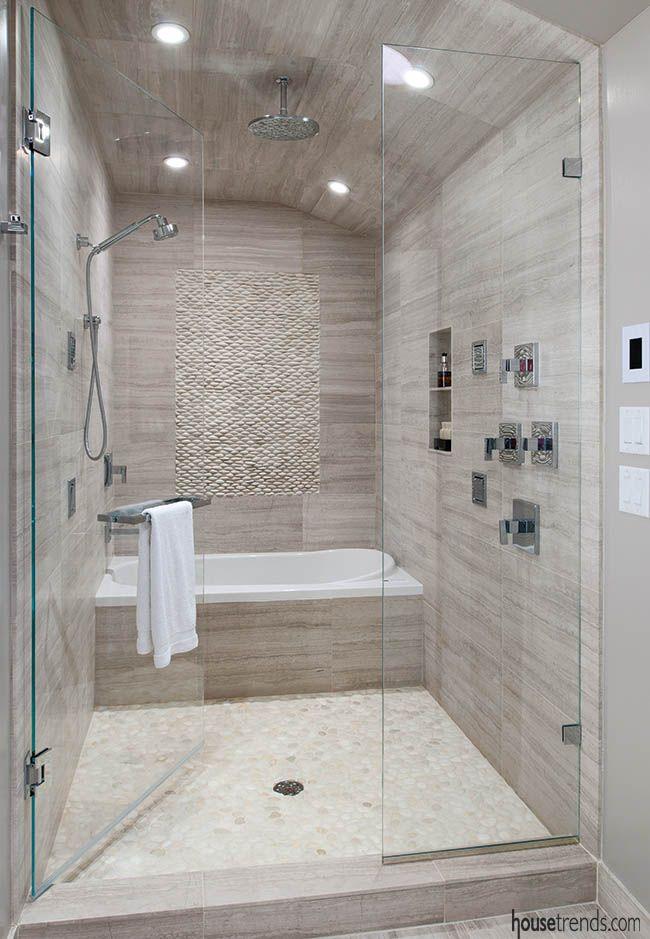 New Bathroom Shower