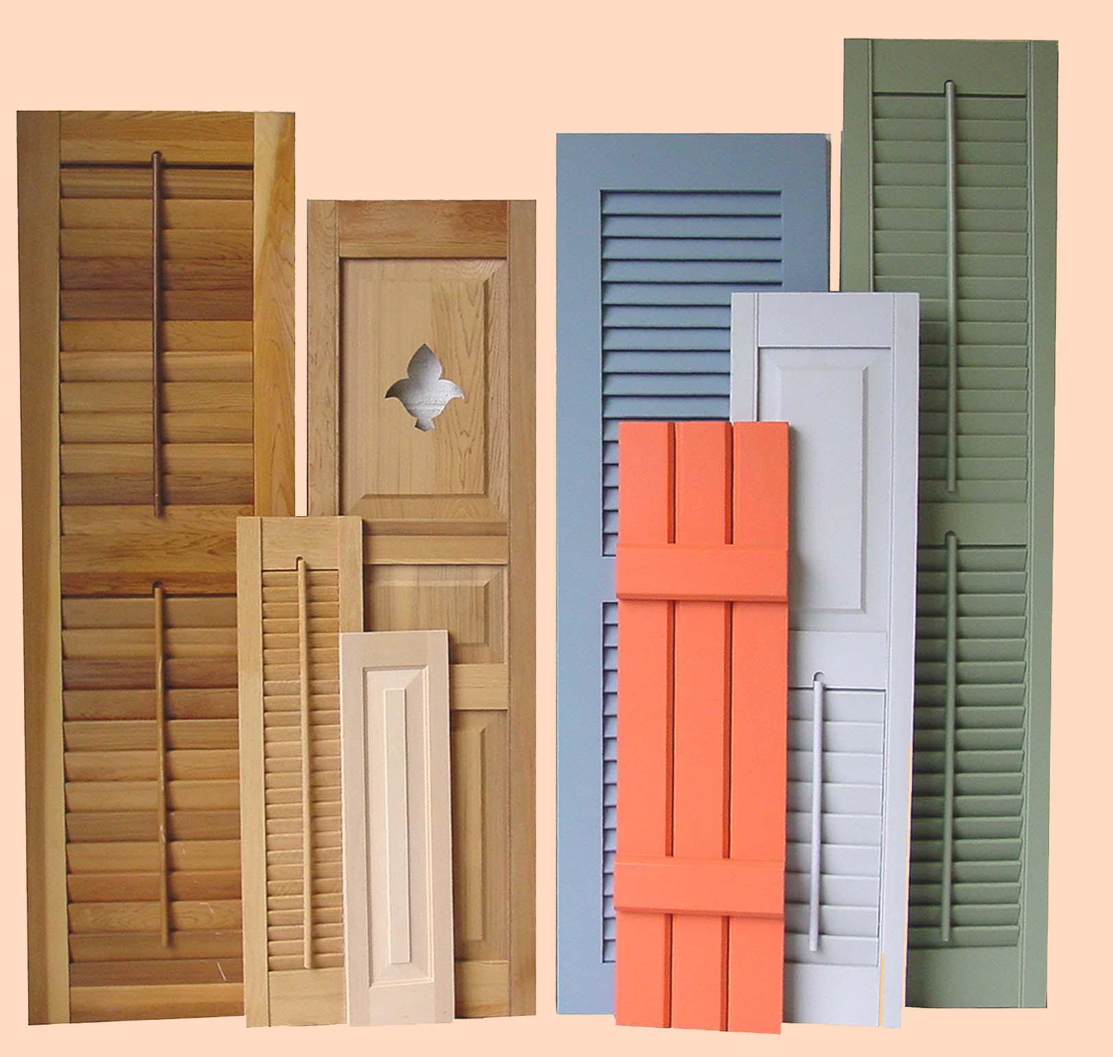 shuttercraft custom wood shutters madison ct ONTJGLX