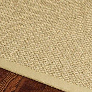 sisal rugs natural fiber rectangular sisal rug (8 ft. x 5 ft.) GCJIHNS
