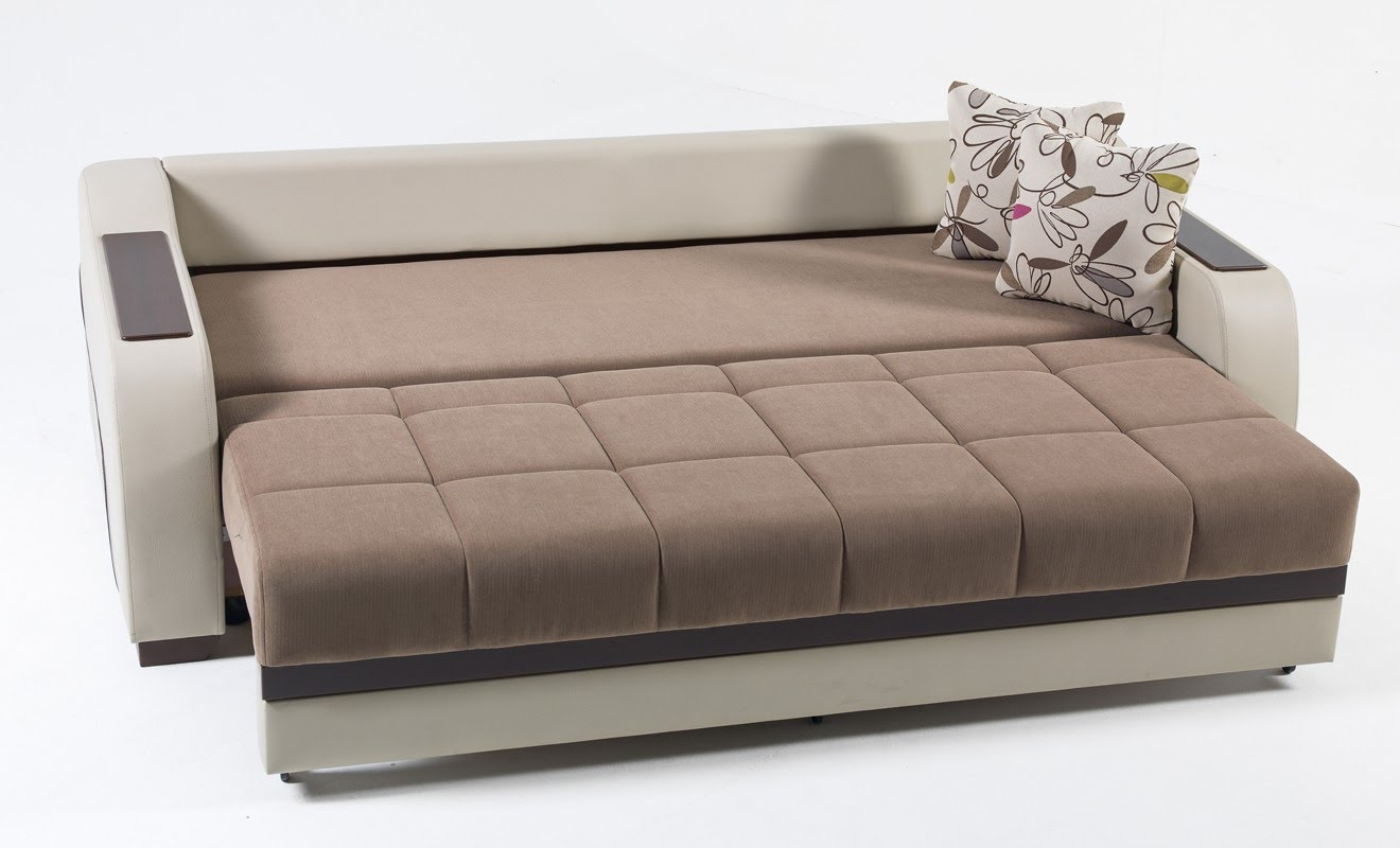 sleeper sofas sleeper sofa - youtube ROJYDNW
