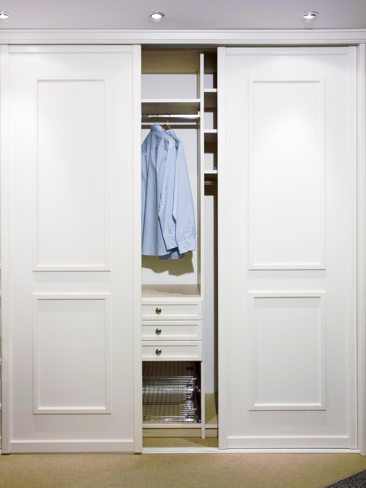 sliding closet doors: design ideas and options FUNFHZN