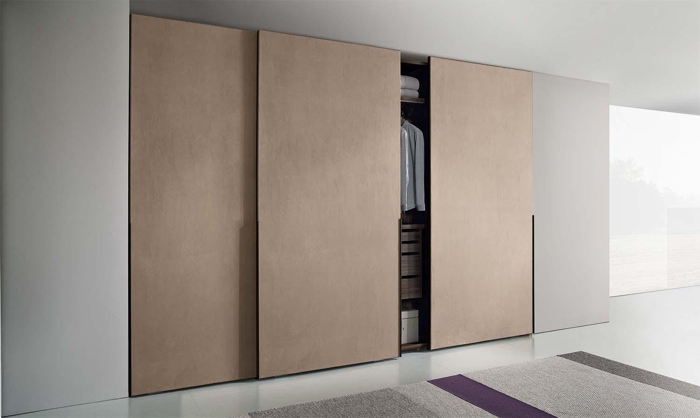 Sliding Door Wardrobes for Modern Style Homes
