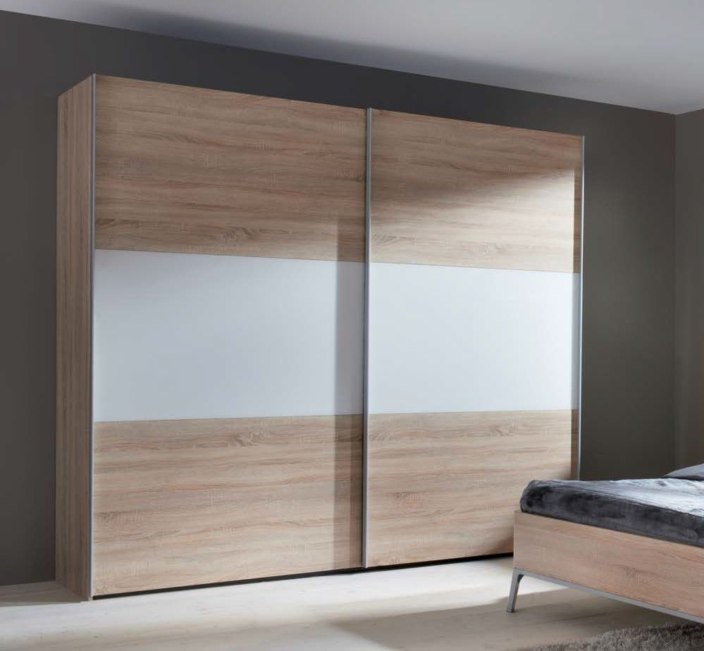 Sliding wardrobes are not the same as the traditional arrangement of pivoted wardrobes