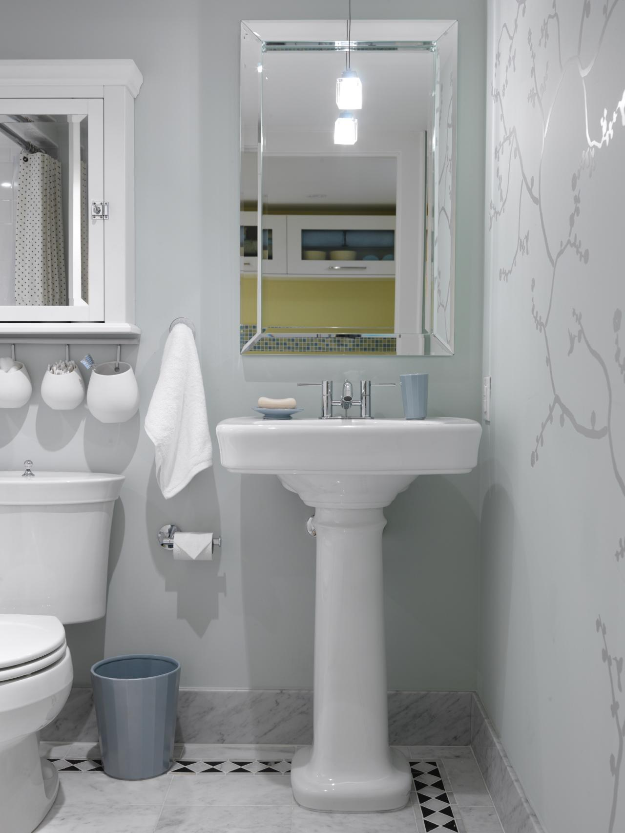 Various  small bathroom design ideas to browse