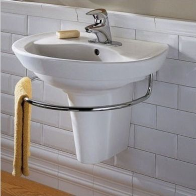 small bathroom sinks supersize your small bath with these 8 pro tips MNGJSZL