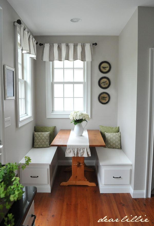 small dining room ideas - design tricks for making the most of a LLBMSMR