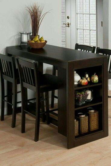 small dining table 15 insanely clever solutions every small home needs DFEVAUS