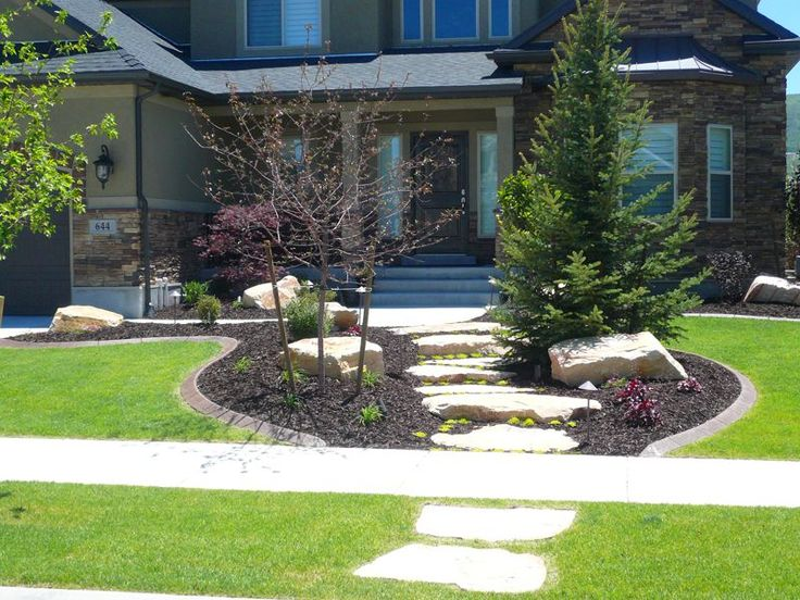 Small Front Yard Landscaping Ideas Hkewwzj