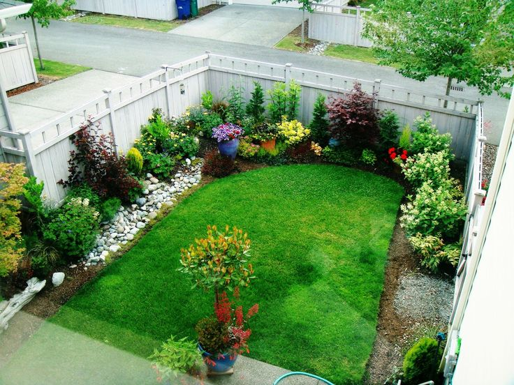small gardens best landscape design for small backyard UHEXILQ