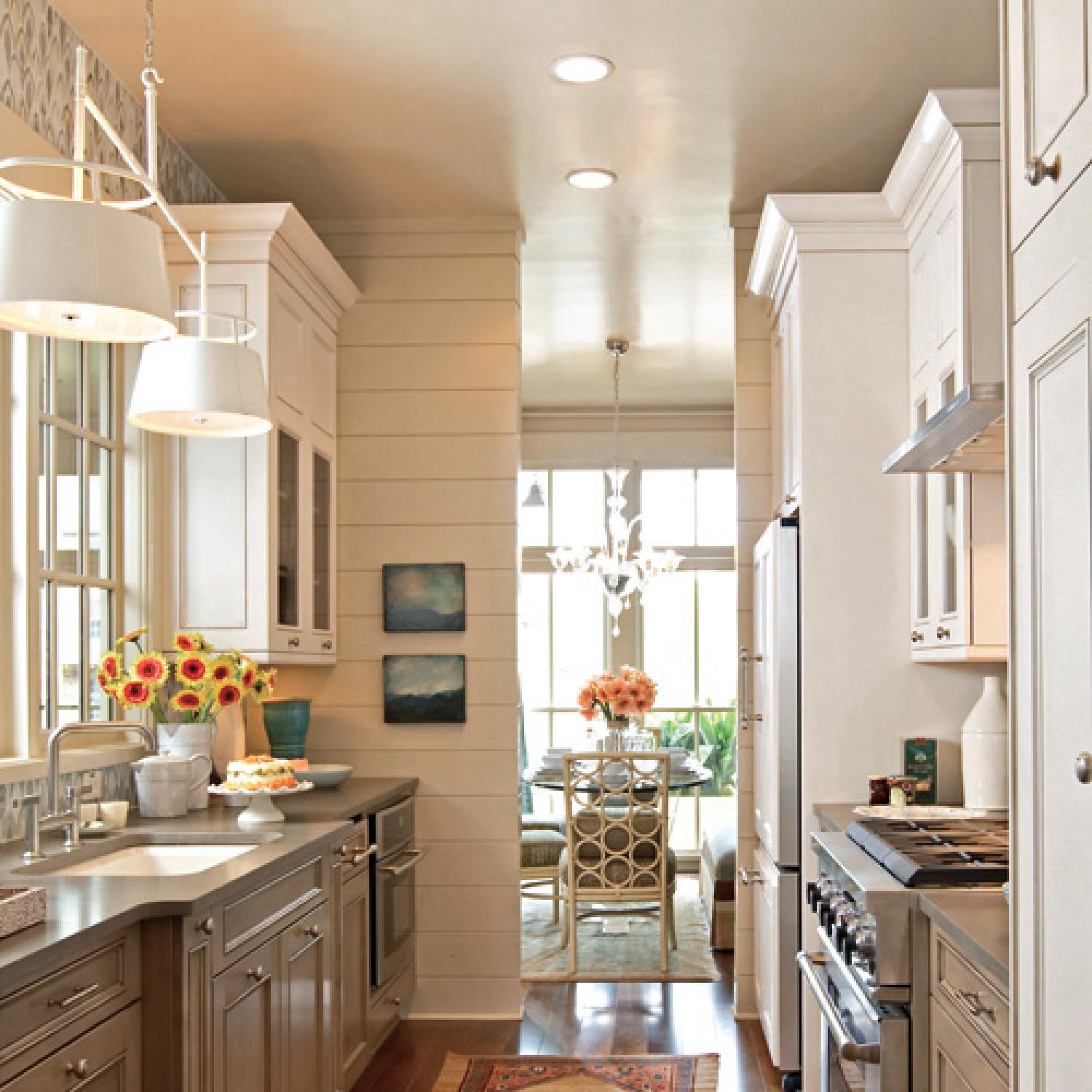 small kitchen designs beautiful, efficient small kitchens | traditional home AWZNWJK
