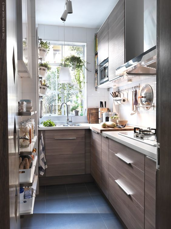 small kitchen ideas best 25+ small kitchen designs ideas on pinterest | small kitchens, kitchen ZVJDCWP