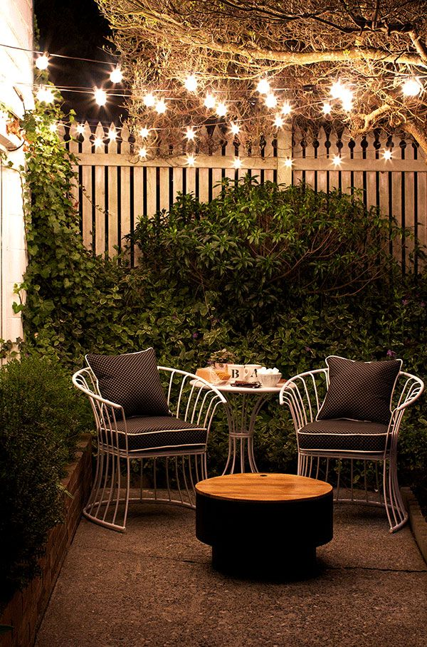 small patio decorating ideas for renters (and everyone else) XWJNFKL