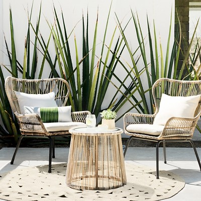 small patio furniture small space patio furniture : target URUBVCG