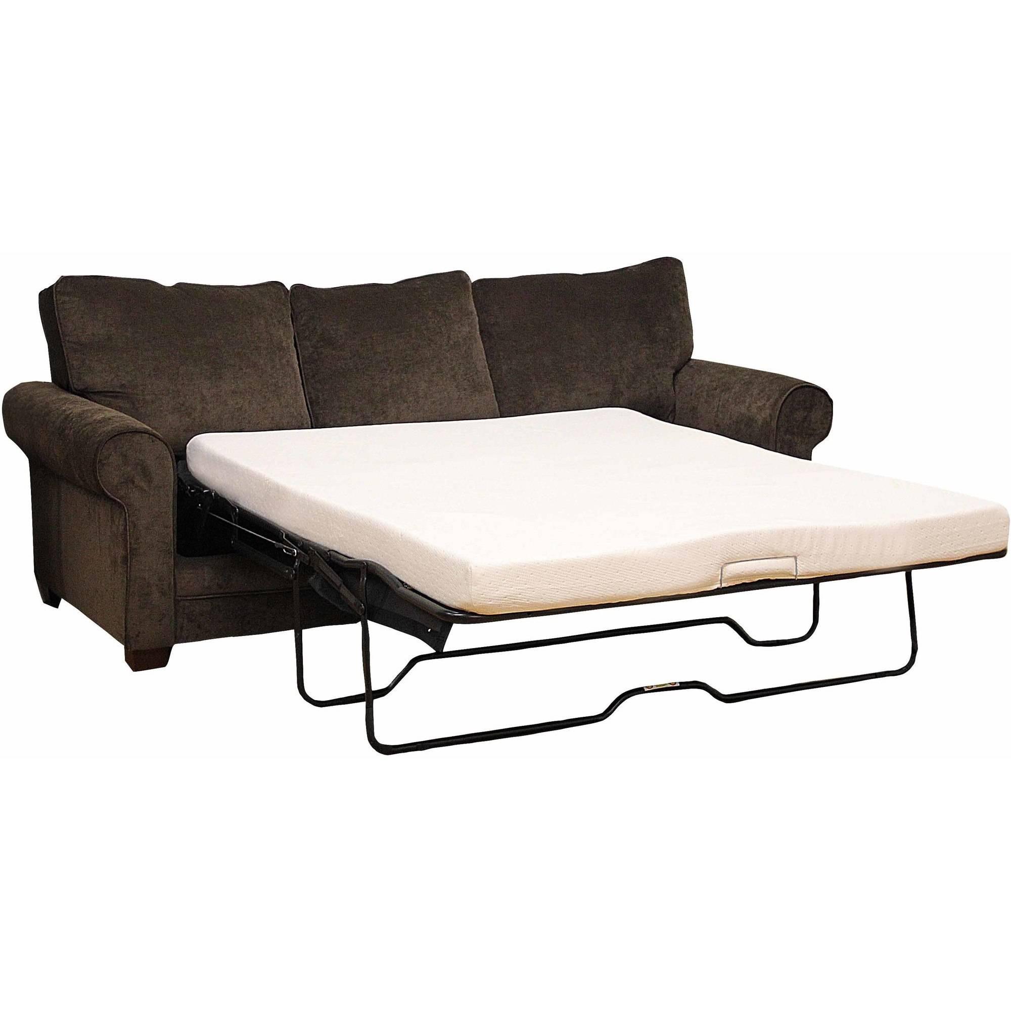 sofa bed mattress modern sleep memory foam 4.5 QJICDQQ