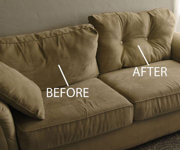 sofa cushions $1 fix for saggy couch cushions GCYQPUA
