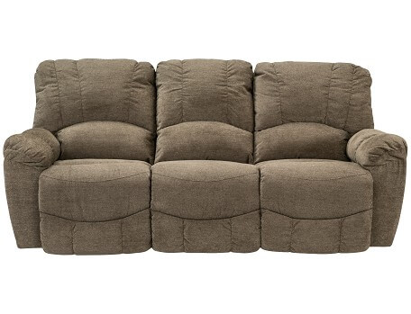 sofa recliner ... la z boy hayes collection - hazel reclining sofa YKQFDWZ
