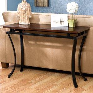 sofa table console, sofa, and entryway tables youu0027ll love | wayfair CTQIUIN