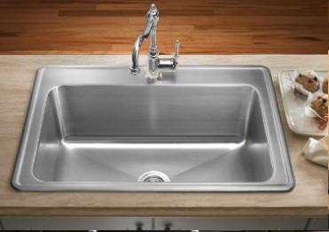 stainless steel kitchen sinks blanco magnum PAQLFZI
