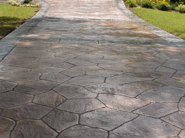 stamped concrete ... ga · how to stamp concrete site decorative concrete institute temple, ga ITONVXW