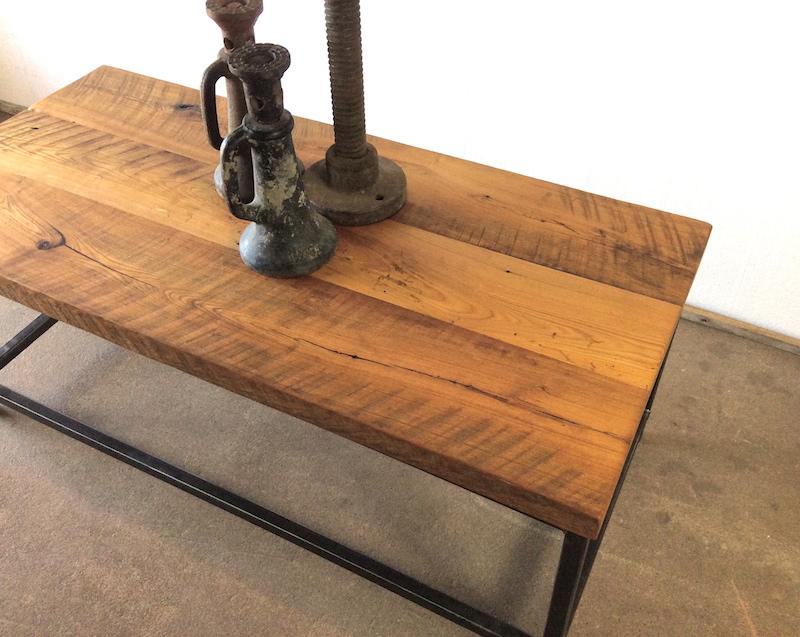 stoic reclaimed wood coffee table CGBGSUJ